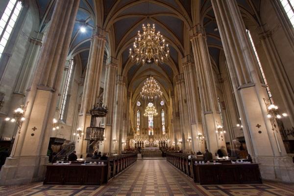 Zagrebacka katedrala